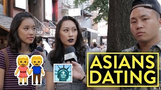 ASIANS DATING IN THE CITY?!