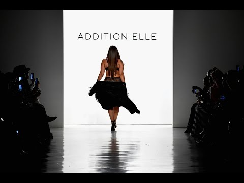 New York Fashion Week | Fall 2017 | ADDITION ELLE. http://bit.ly/2HOChP6