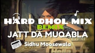 JATT DA MUQABALA REMIX Sidhu Moosewala DJ RANNVISH New Songs 2018