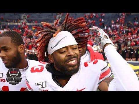 Ohio State Stays At 1, Utah And Oklahoma Slide Up The Rankings | College Football On ESPN