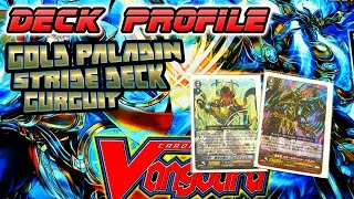 cardfight vanguard g gold paladin gurguit deck profile