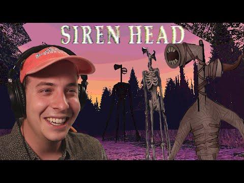 3 SIREN HEAD GAMES   Siren Head, Siren Head, & Siren Head Dating Simulator