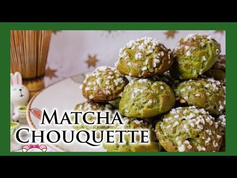 matcha-chouquette-recipe|ladymoko