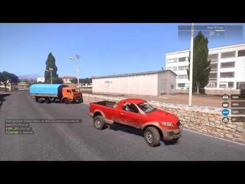Killing a Truck Thief [Arma III] [Altis Life UK]