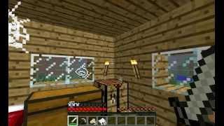 Сериал Minecraft  Опасный Остров 1 эпизод 1 сезон крушение