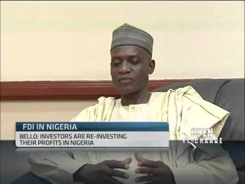 Foreign Direct Investments in Nigeria