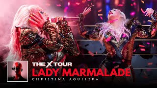 [DVD/Bluray] - Lady Marmalade | Christina Aguilera THE X TOUR 2019