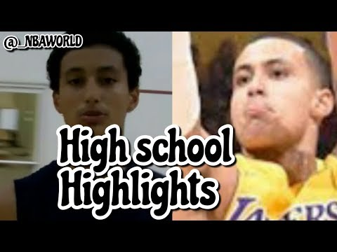 Kyle Kuzma Full High School Highlights (Lakers) Throwback