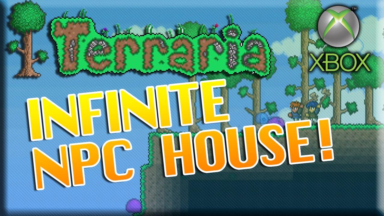 Terraria npc houses