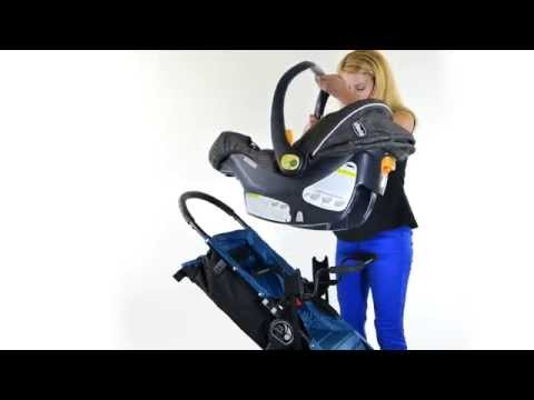 How To Install A Multi Model Car Seat Adapter On The City