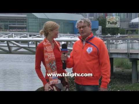 TulipTV - Composer Joël Bons, Calgary Stampede & Cycling in Ottawa