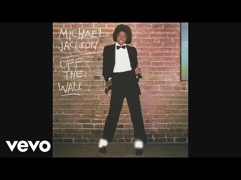 Michael Jackson - Get On The Floor (Audio)