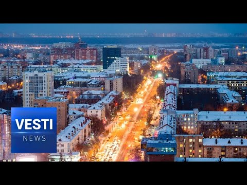 The Hidden Jewel of Tyumen: Modern Russian City in Western S