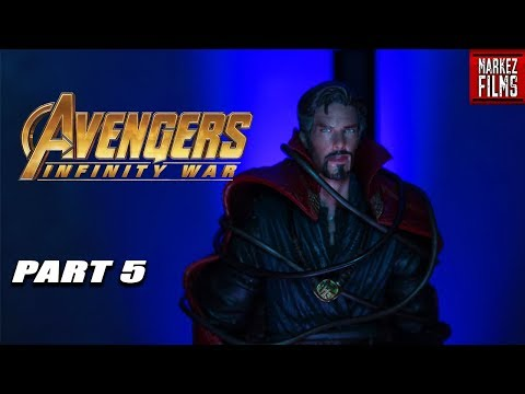 Avengers: INFINITY WAR Stop Motion Film [Part 5]
