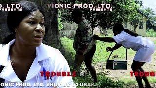 TROUBLE NURSE (New Movie) - 2019 Latest Nigerian Nollywood Movie Full HD