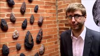 Tri Rantalainen, otaksun: Apartheid-museossa 1/2 (Vier. William)