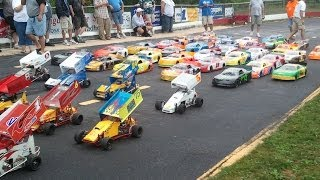 1/4 Scale Racing