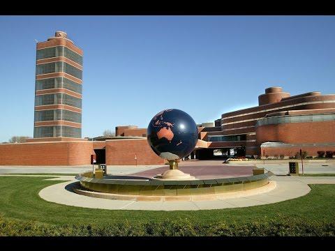 [07] Tòa trụ sở công ty Johnson Wax | Frank Lloyd Wright