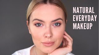 NATURAL EVERYDAY MAKEUP LOOK   Using Hourglass, NYX, NARS & more! (Not Sponsored)