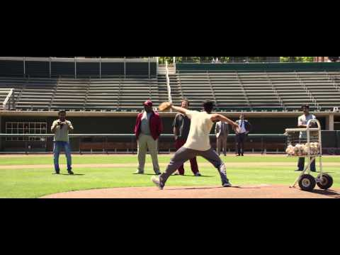 Million Dollar Arm Clip -- We Might Have To Tweak That   Official Disney HD