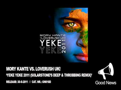 Gn018 Mory Kante Vs Loverush Uk Yeke Yeke 2011