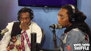 Migos Talk About New Music with Drake, Losing Out on Versace Deal and Working with Unknown Producers