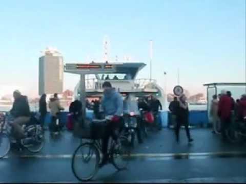 Jeroen Zijlstra - De pont naar Noord.