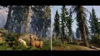 GTA V | PS4 vs PS3 comparison video | EXCLUSIVE VIDEO