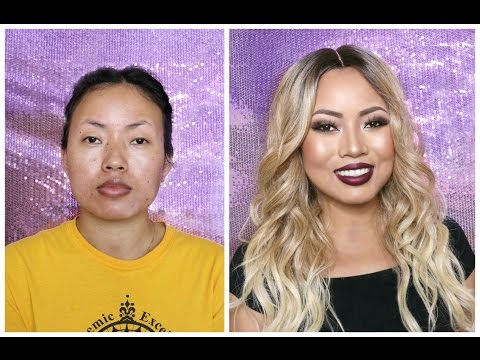 Cousin gets a Stunning Makeover (Almost Twins)