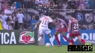 Neymar - In The Zone 2012 MV