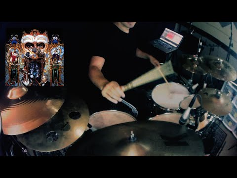 Michael Jackson - Remember the Time - Drum Cover by Leandro Caldeira
