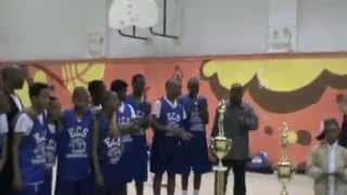 Equality Charter School Eagles Win the Basketball Championship