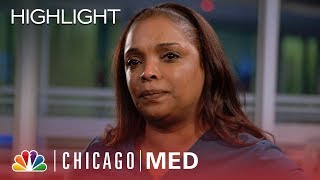 Maggie Offers a Patient Her Kidney - Chicago Med (Episode Highlight)