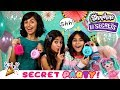 Shopkins Lil Secrets - Unboxing Surprise Party - Toy Master // GEM Sisters