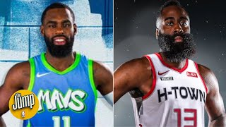 The top 5 NBA City Edition unis for 2019-20, according to Clinton Yates | The Jump