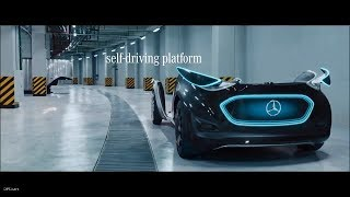 Mercedes vision urbanetic Works for free transport around the world