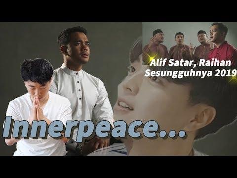 Free Download Alif Satar, Raihan - Sesungguhnya2019(korean Reaction Men / Sgwannabe) Mp3 dan Mp4