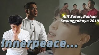 Alif Satar, Raihan - Sesungguhnya2019(Korean reaction men / SGwannabe)