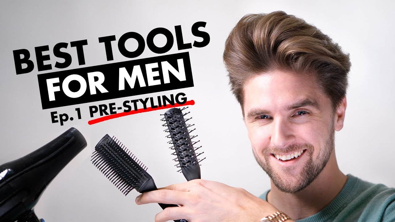Use The Correct Hair Tool Pre Styling Ep 1 Youtube