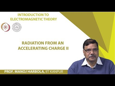 Radiation from an accelerating charge II