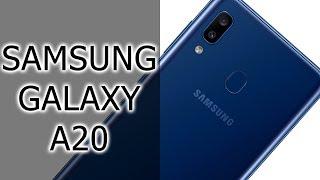 ОБЗОР | Samsung Galaxy A20