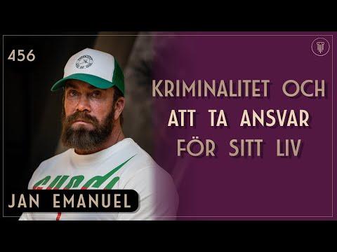 Om klassklyftor, kriminalitet, Jan Emanuel | Framgångspodden | 456