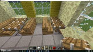 Minecraft Tutorial: How To Make A&W All American Food Restaurant (Interior & Exterior)