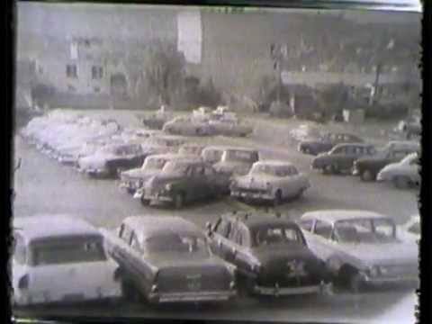 University Parking, ca. 1960