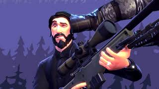 Fortnite: Cloaker Skin Trailer (SFM Unofficial Animation)