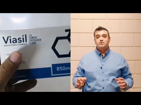 Viasil Reviews, Ingredients, Benefits & Results [2020]