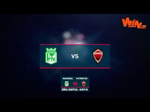 Previa Atlético Nacional vs Patriotas | Liga Aguila fecha 18