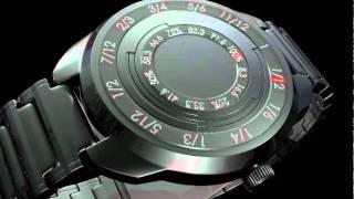 Tokyoflash Design Challenge Fraction/Percent concept watch