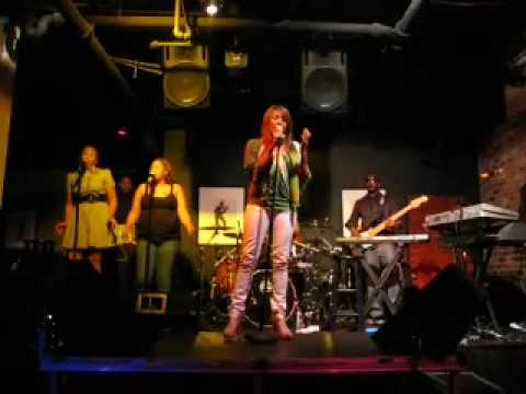 """Deborah Cox performs """"Where Do We Go From Here"""" @ Uptown Restaurant & Lounge on July 18th, 2009"""