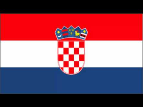 Croatia Flag and Anthem